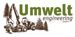 Homepage der Umwelt engineering GmbH Logo